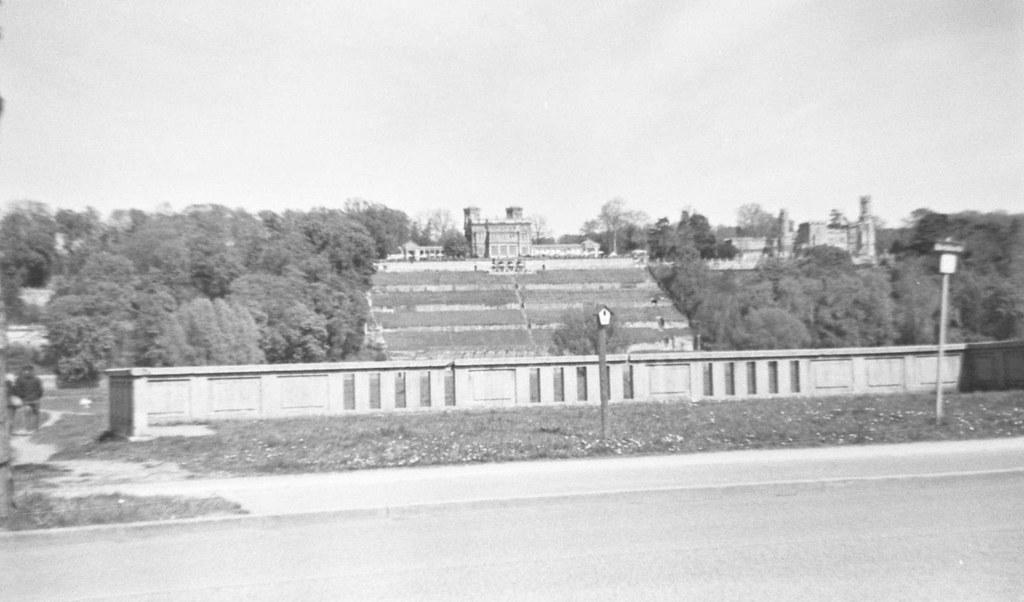 Dresden, Aussichtsplatform Käthe-Kollwitz-Ufer
