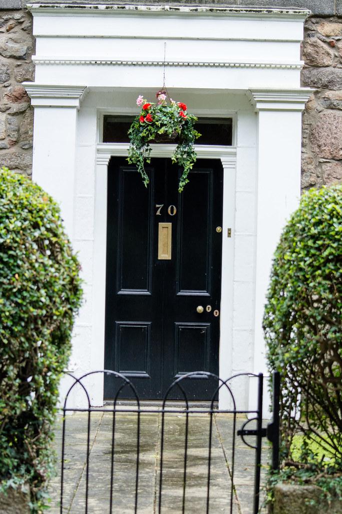 Old Aberdeen door
