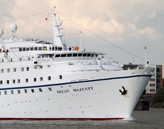 Ocean Majesty (1) @ Gallions Reach 19-08-14