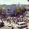 #alexnieto March - everyday this week in #themission #sf there has been a protest