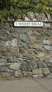 Tweed Brae o Peebles