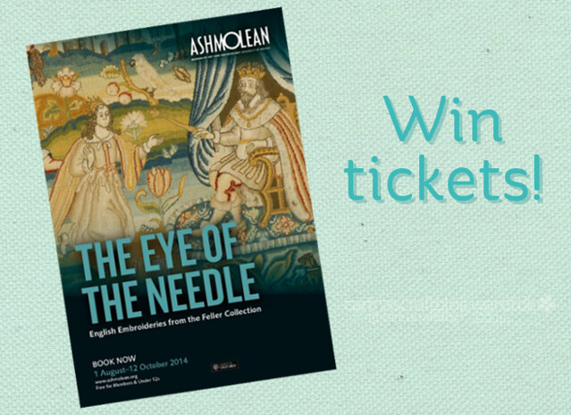 Eye Of The Needle - tickets giveaway