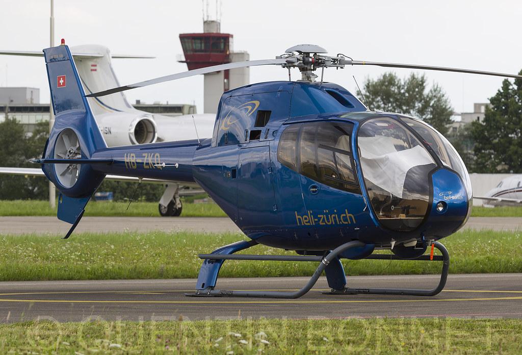 Heli Sitterdorf AG Eurocopter EC-120B Colibri HB-JKQ