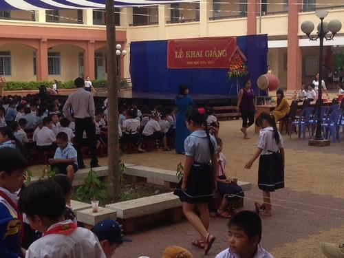 New school year- Mid-Autumn Festival 2014