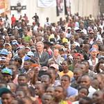 Amani Festival 2014 - VIPs dans la foule
