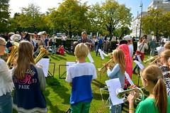 Konsert i Bältespännarparken