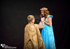 Joffrey and Margaery cosplay at ArcadeCon 2014