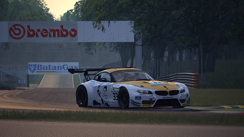 BMW Z4 GT3 - ROAL Motorsport - Zanardi - Portimao - Blancpain 2014 - Assetto Corsa (3)