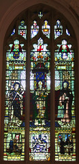 AK Wilkinson memorial window by G E R Smith