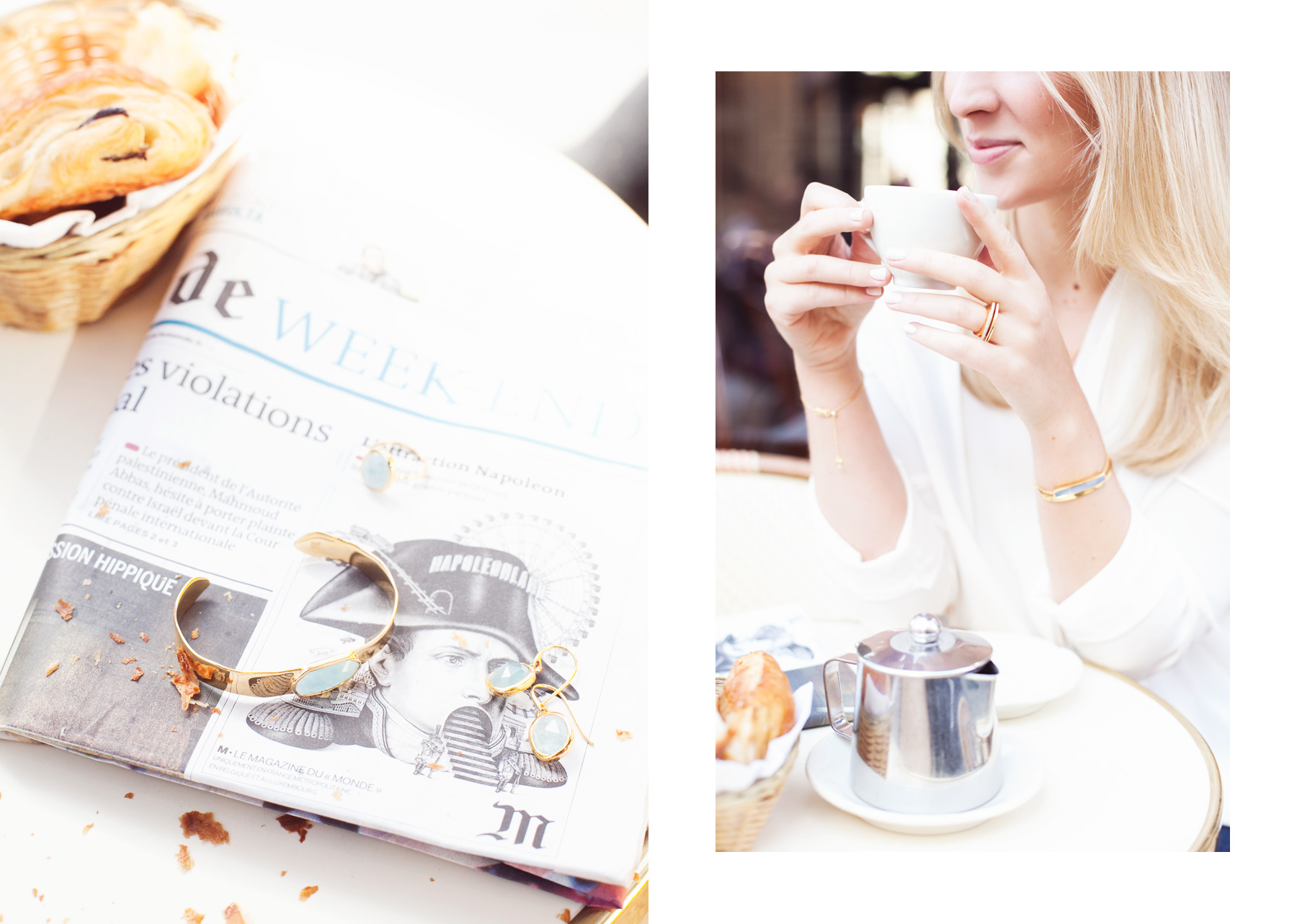 Monica Vinader jewellery by Carin Olsson (Paris in Four Months)