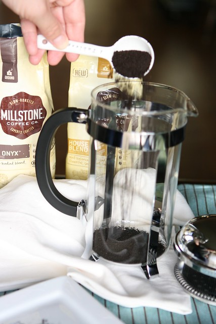 French Press Coffee - The Perfect Cup with Millstone® Coffee