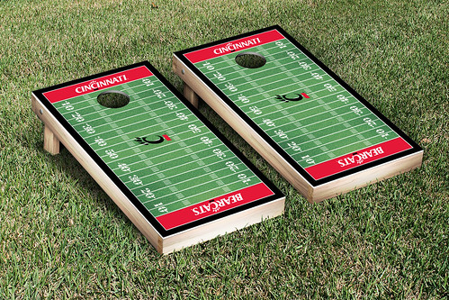 University of Cincinnati Bearcats Cornhole Game Set Version