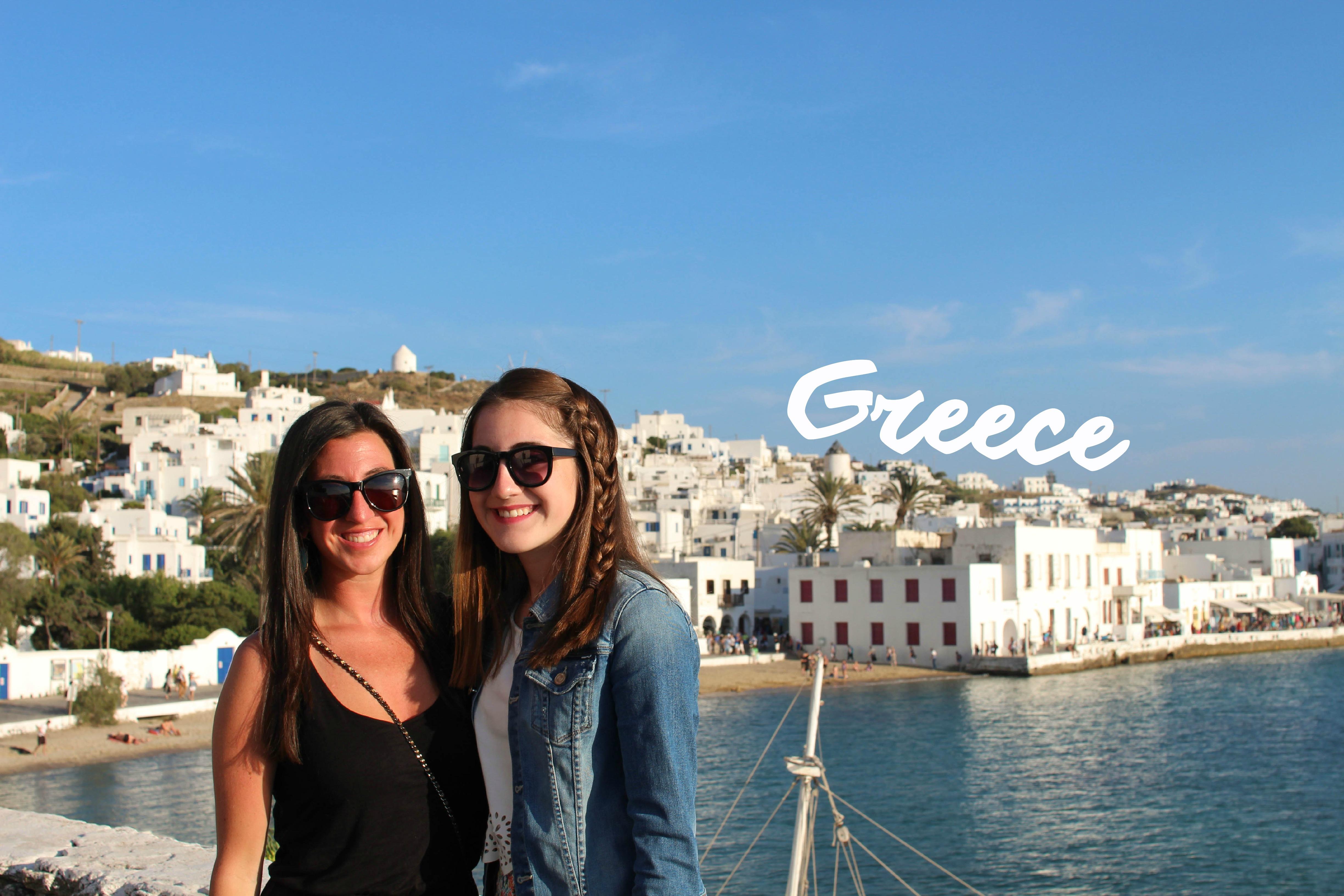 grece summer post
