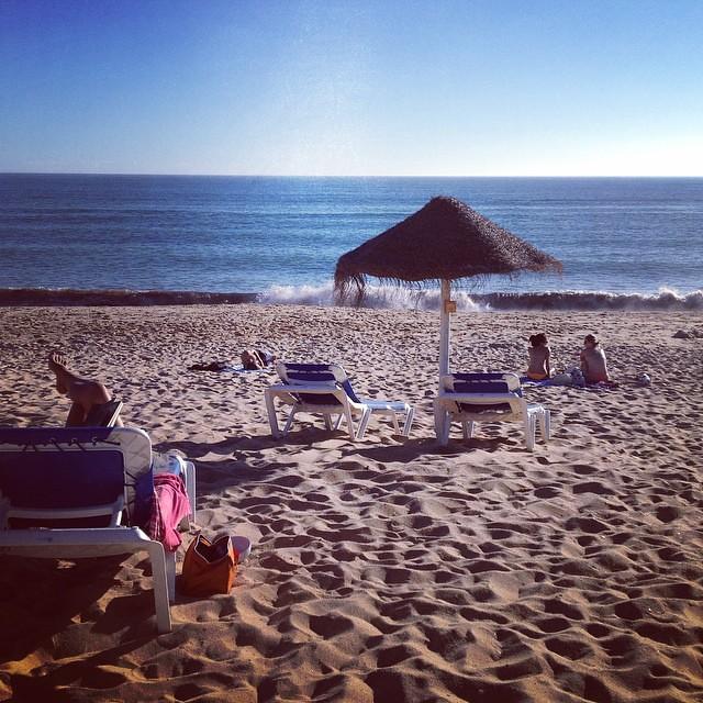 Fim de verão na ilha de #faro #portugal #p3top