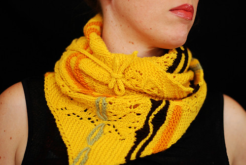 Adventure Knitting 2 sample knit