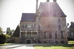 Château des Montgommery de Ducey
