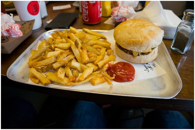 Bunsen Burger.