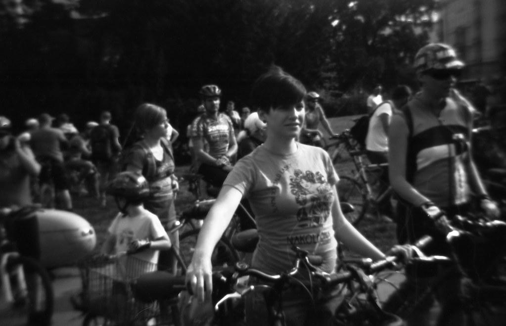 Holga 120FN - Bicycle Festival 4