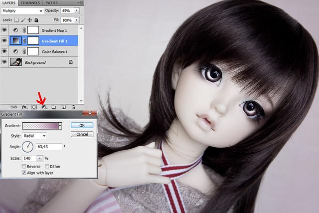 PS-tutorial fake-bokeh on white 02 coloured
