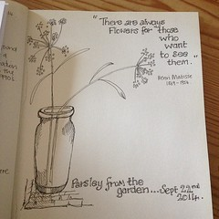 Only time for a quick doodle today...#sketching #journal #art #doodles #drawing #gratitude #threebeautifulthings