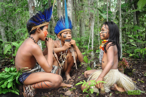 Music in the Amazon
