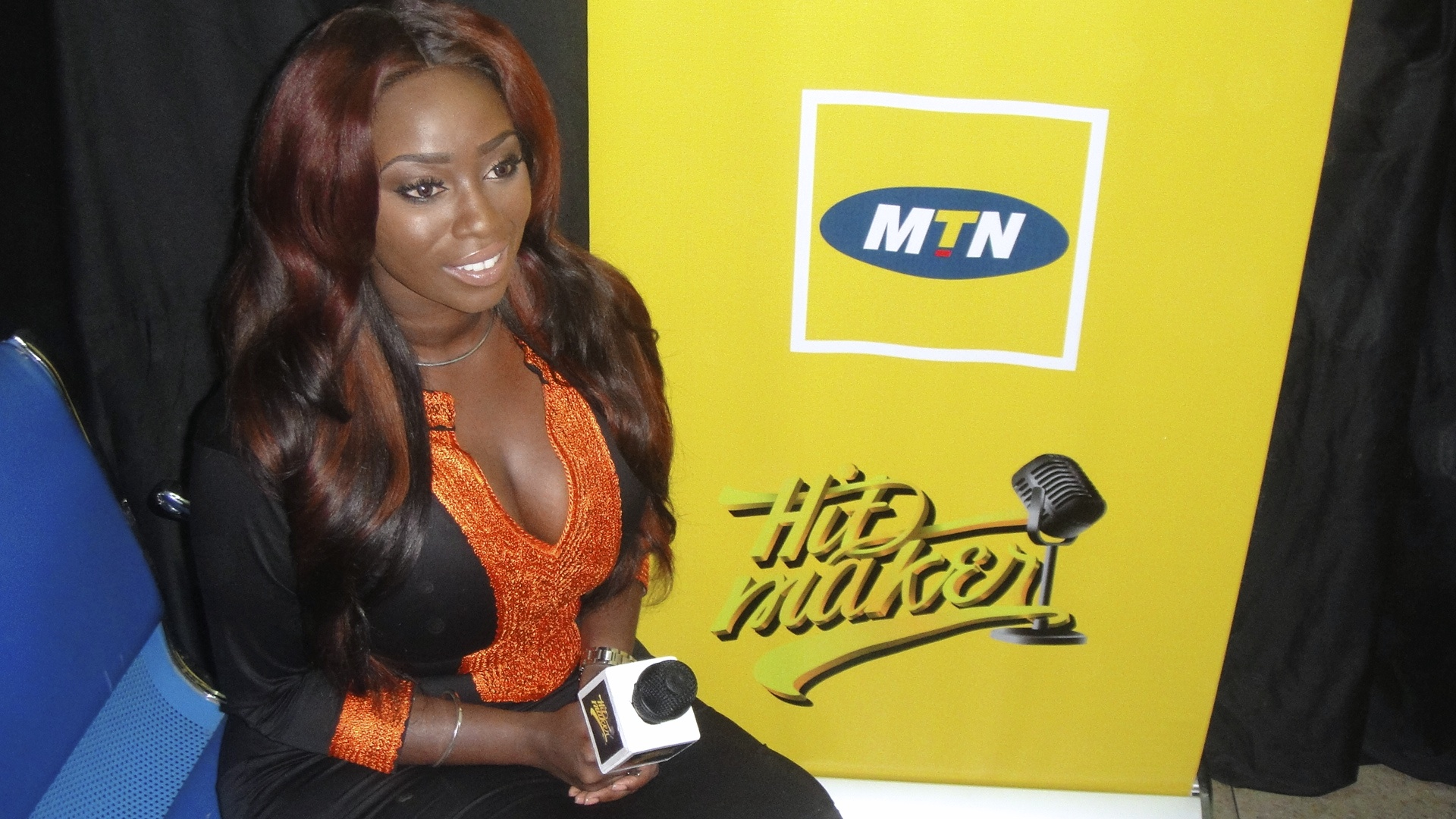 Peace Hyde heats up our screens