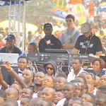 Amani Festival 2014 - Une prouesse technique à Goma