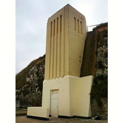 Out of order deco beach lift #margate