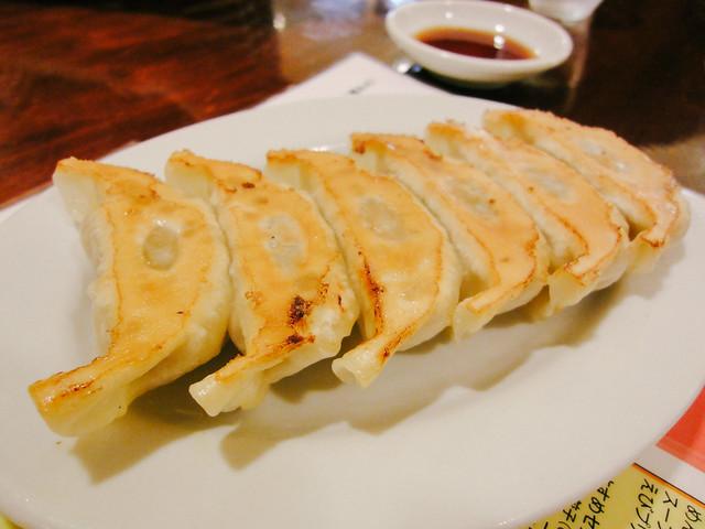 Kirasse Main Store: Pan Fried Gyoza
