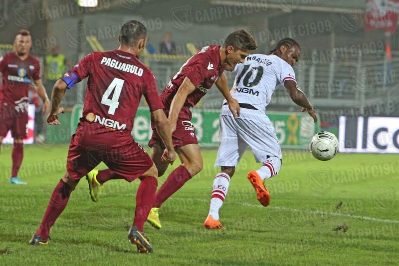 Carpi-Trapani 2-2