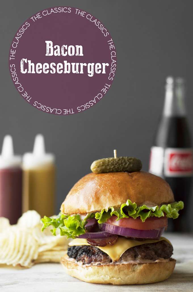 The Classics: Bacon Cheeseburger - The Candid Appetite