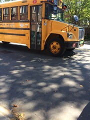 2005 Frightliner FS-65 Yeshiva (Jewish) School Bus, Bus#21, Air Brakes, Air Ride, No AC, No Radio.