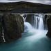 Iceland. Sigoldufoss by Rob Blanken