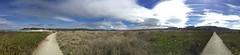 Panorama/Storm's a brewin'/Carmel Meadows