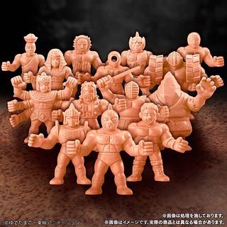 【經典復刻】《金肉人》角色橡皮擦「序章的巻」復活!!