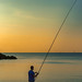 The early bird catches the fish (France through my eyes) by docoverachiever