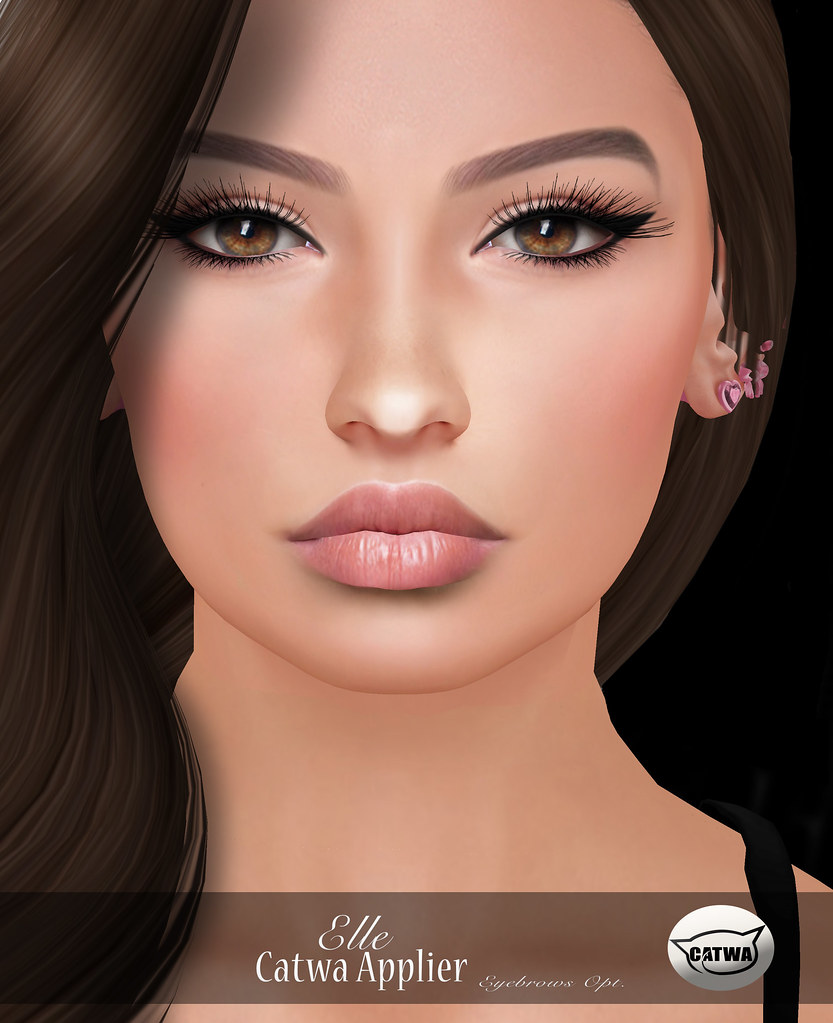 CHAPTER FOUR – ELLE CATWA APPLIER - SecondLifeHub.com