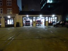 LCC Fire Brigade Station Euston 1902 - Euston Road, London