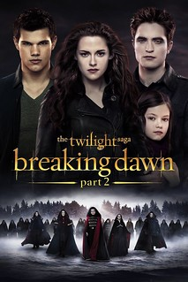 暮光之城4-破曉 II │ The Twilight Saga-Breaking Dawn - Part 2 (2012)