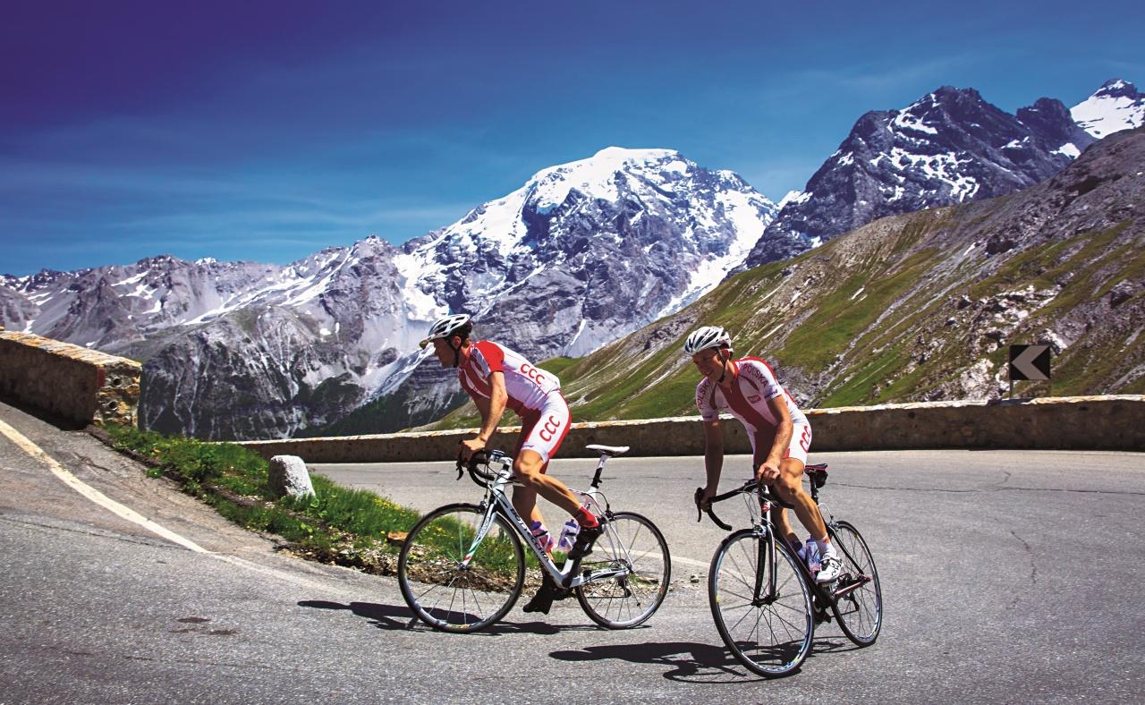 作為擴展人際關係的工具,單車運動可以讓企管人結識不同背景的朋友。(Getty Images)
