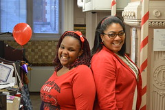 Philly311 Celebrates Go Red Day