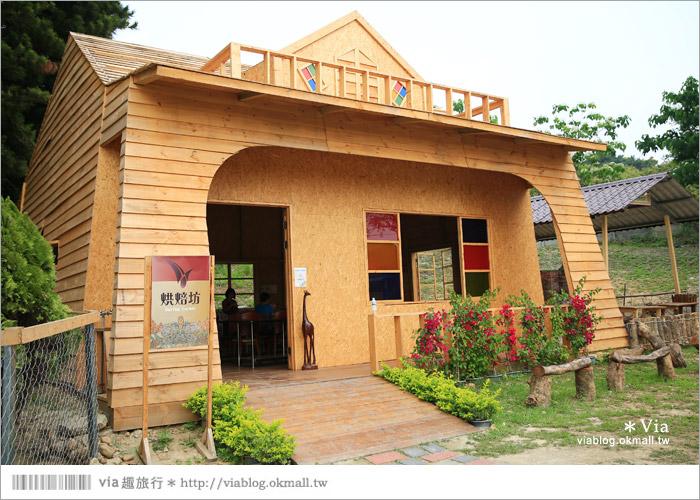 【彰化景點】克林姆莊園Cream Manor~小型動物園!戶外親子同遊好去處27