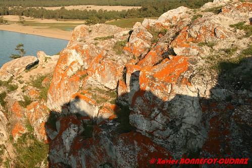 sunset lac irkutsk olkhon russiela