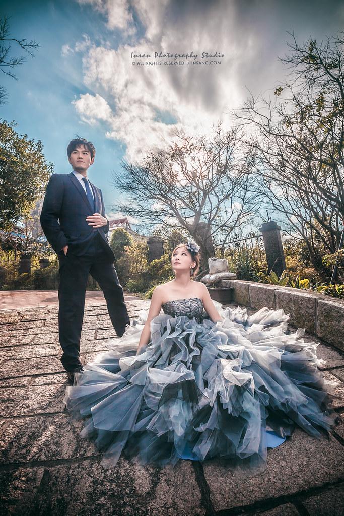 婚攝英聖婚紗寫真作品