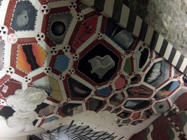 Interior de las estaciones del metro de estocolmo metro de estocolmo - 14219441741 e89932867b z - Arte en el metro de Estocolmo