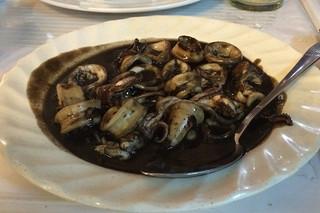Boracay - Paluto squid