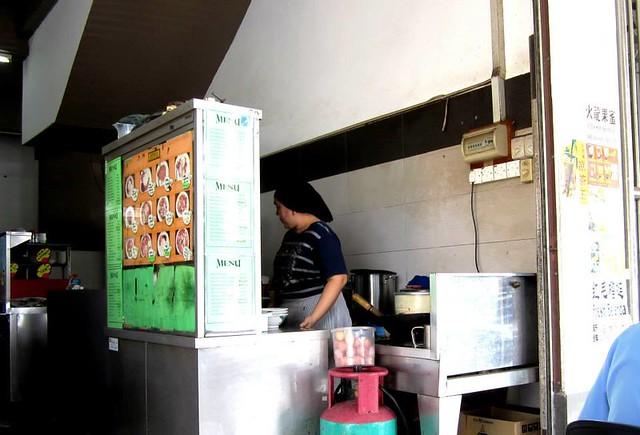 Kong MaMa Malay stall