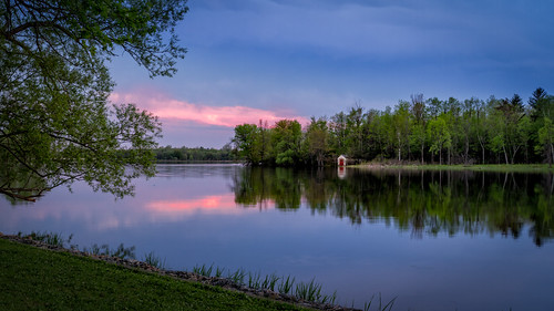 sunset evening mississippiriver riversidepark carletonplace 100xthe2014edition 100x2014 image38100