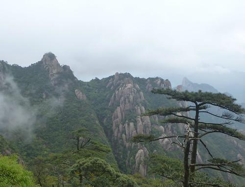 Jiangxi-Sanqing Shan- 2 sentier de l'ouest (24)