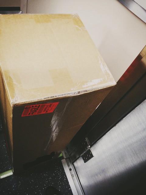 Traveling box!